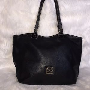 Dooney and Bourke Pebbled Leather Tote